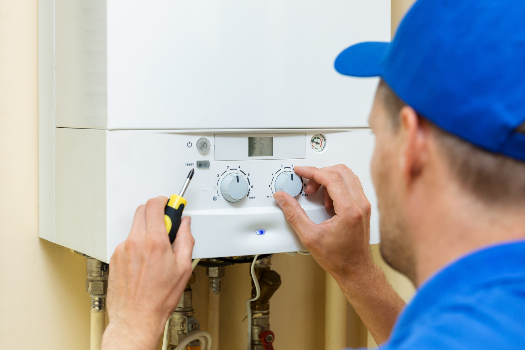 Get your boiler serviced in summer