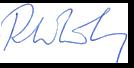 Signature: Richatd Whiting